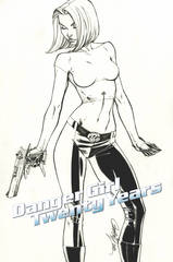 Danger Girl 20th Anniversary Issue (5 Copy Incentive Variant)