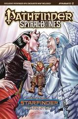 Pathfinder: Spiral Of Bones #2 (Of 5) (Cover A - Santucci)