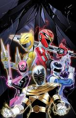 Mighty Morphin Power Rangers 2018 Annual #1 (10 Copy Incentive Variant)