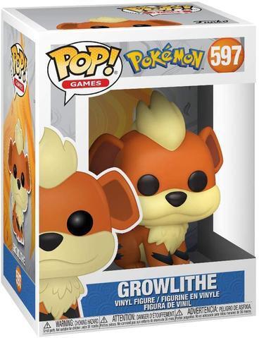 Pokemon - Growlithe #597