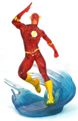 DC Core - The Flash PVC Figure Speed Force Edition
