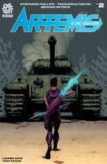 Artemis & Assassin #2 (Cover A - Hester)