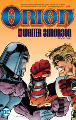 Orion By Walter Simonson Trade Paperback Book 01