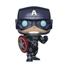 Marvel: Avengers - Marvel Gamerverse Captain America #627
