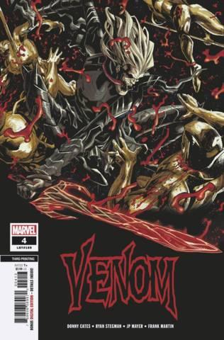 Venom (2018) #4 (3rd Printing) - Comic Books, Manga, Trade