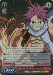 Power of Allies, Natsu - FT/EN-S02-057S - SP