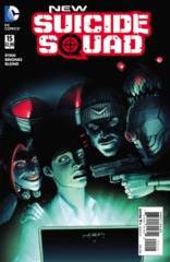 New Suicide Squad #15 (New 52)