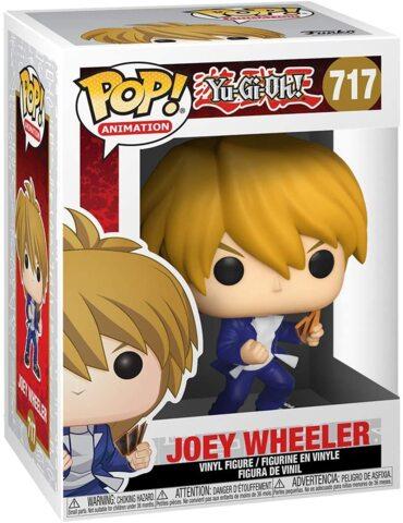 Yu-Gi-Oh! - Joey Wheeler #717