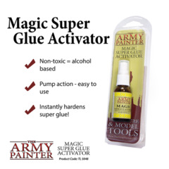Army Painter - Magic Super Glue Activator (TL5048)