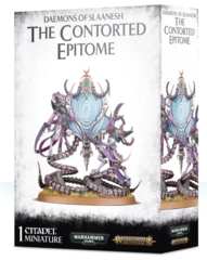 Daemons of Chaos - Daemons of Slaanesh: The Contorted Eptome (97-48)
