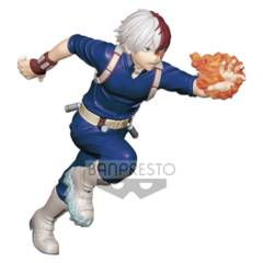 My Hero Academia - Banpresto Shoto Todoroki Enter the Hero