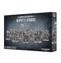Genestealer Cults - Neophyte Hybrids (51-52) Kill Team Ready!