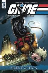 G.I. Joe: A Real American Hero Silent Option #3 (Of 4) (Cover A - Di)