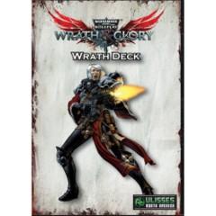 Warhammer 40,000 Roleplay: Wrath & Glory - Wrath Deck