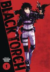 Black Torch Graphic Novel Vol 01