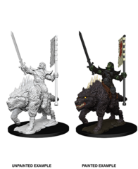 Orc on Dire Wolf (73547)