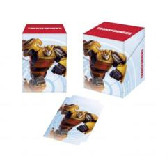 Ultra Pro - Transformers: Bumblebee PRO 100+ Deck Box (85862)