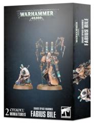 Chaos Space Marines - Fabius Bile (43-73)