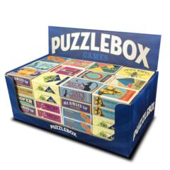 Project Genius - Puzzlebox Brainteasers (Original)