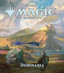 Art Of Magic The Gathering Hardcover Dominaria