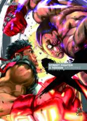 Street Fighter x Tekken Artworks Softcover