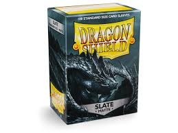 Dragon Shield - Matte Slate 100 Count Standard Sleeves