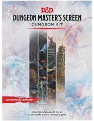 Dungeon Master's Screen - Dungeon Kit