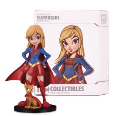DC Comics Artists Alley: Chrissie Zullo - Supergirl Vinyl Figure