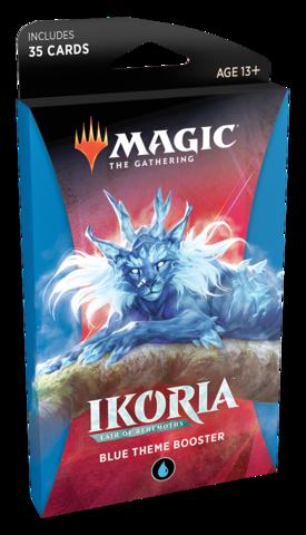 Ikoria: Lair of Behemoths Theme Booster - Blue