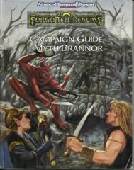 2nd Edition - Forgotten Realms: Campaign Guide to Myth Drannor (Acceptable)