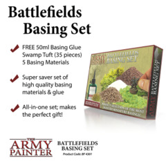 Army Painter - Battlefields Basing Set (BF4301)