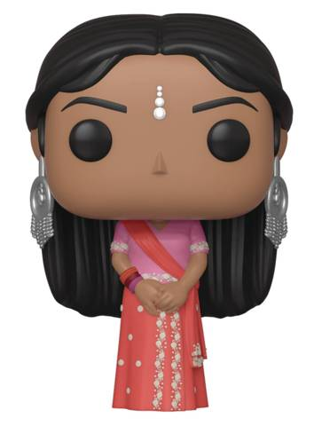 Padma Patil #99 (Yule Ball)