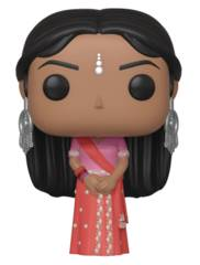 Padma Patil #99 (Yule Ball)