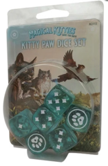Magical Kitties - Kitty Paw Dice Set
