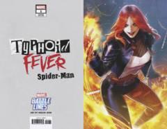 Typhoid Fever Spider-Man #1 (Sujin Jo Marvel Battle Lines Variant)