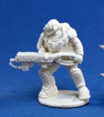 Torch Hughes, IMEF Flame Gun (80018)