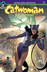 Catwoman 80Th Anniversary 100 Page Super Spectacular #1 (1940S Adam Hughes Variant Edition)
