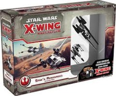 Star Wars X-Wing: Saw's Renegades Expansion Pack