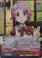 Lisbeth's Shining Smile - SAO/S26-046SP - SP