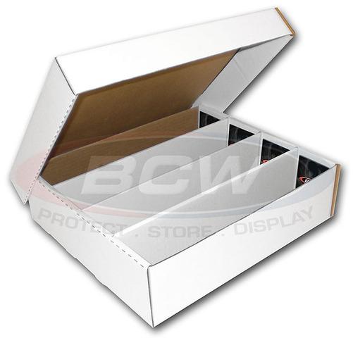 BCW - 3200 Count Card Storage Box