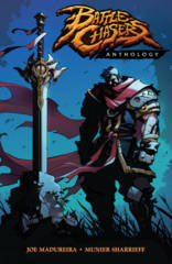 Battle Chasers Anthology Trade Paperback