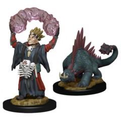 Wardlings: Warlock & Lizard