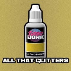 Turbo Dork - Metallic: All that Glitters 20ml bottle