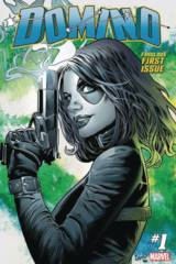 Domino #1 (Mature Readers) (Dynamic Forces Greg Land Signed)