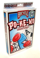 Original Po-Ke-No White Card Game by Bicycle