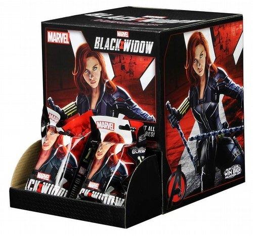 Marvel HeroClix - Black Widow Booster Pack