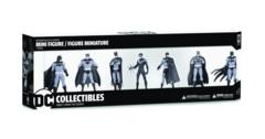 Batman: Black & White - Mini Figure 7-Pack