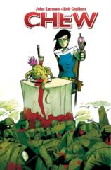 Chew #60 (Mature Readers)