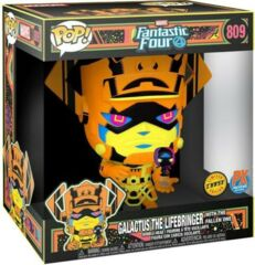 Jumbo Galactus the Lifebringer with the Fallen One (Chase - Previews Exclusive Black Light 10 inch Figure)