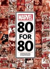 Marvel 80 For 80 Hardcover
